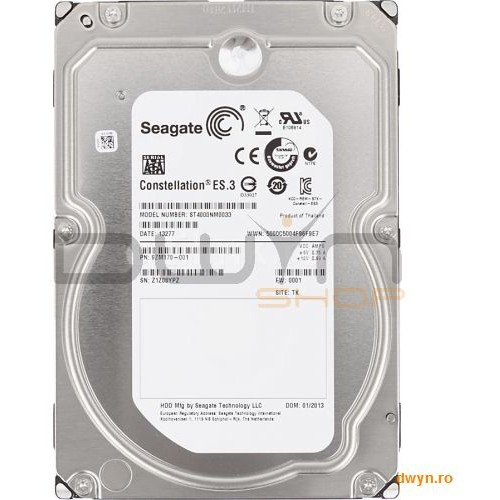 Seagate Seagate Hdd Server Constellation Es/ 3.5 /