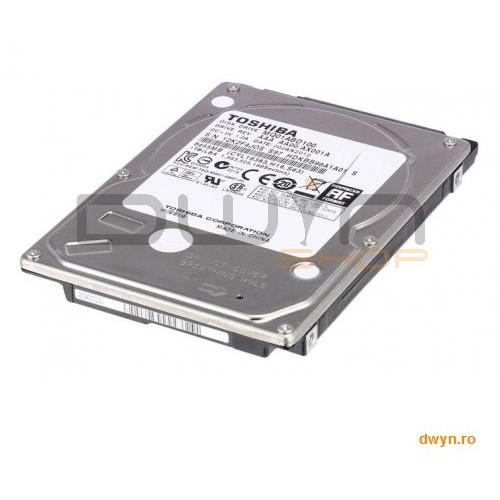 Toshiba Hdd Mobile 1tb 5400rpm 8mb Cache Sata 3gb/s 2.5