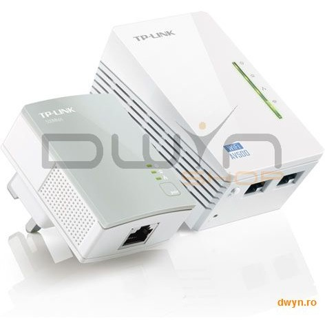 Tp-link 300mbps Wireless Av500 Powerline Extender
