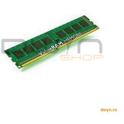 Kingston Kingston Ddr Iii 2gb  1333 Mhz  Cl9  Kingston Valueram Sr X16