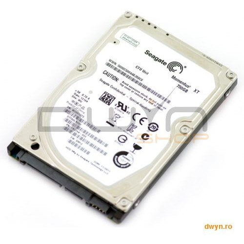 Seagate Seagate Hdd Mobile Laptop Thin Hdd (2.5  500gb  32mb  Sata 6gb/s)