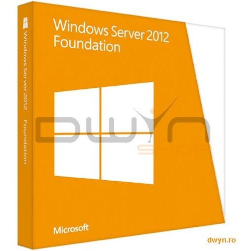 Hp Hp Microsoft Windows Server 2012 R2 Foundation