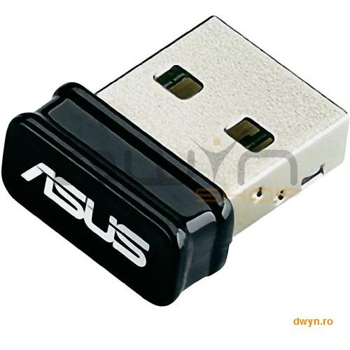 Asus Asus  Wireless N Usb Nano Adapter  802.11n  150mbps