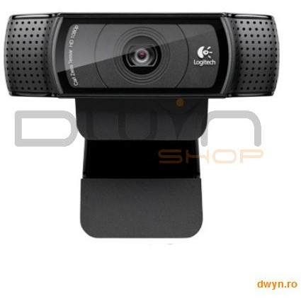 Logitech Camera Web Logitech Webcam C920  Fullhd 1