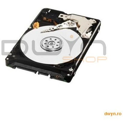Western Digital Wd Hdd Desktop Av-25 (2.5  500gb  16mb  5400rpm  Sata 3 Gb/s)
