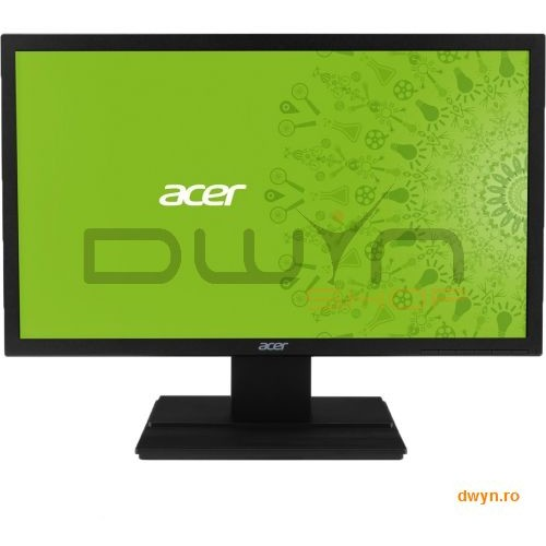 Acer 19.5 Acer Led V206hqlab  Wide  1600 X 900  5ms  200 Cd/mp  100m:1  D-sub