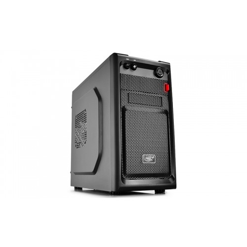 Deepcool Carcasa Deepcool Matx Mini-tower  Front Audio & 1x Usb 3.0  1x Usb 2.0  Black smarter