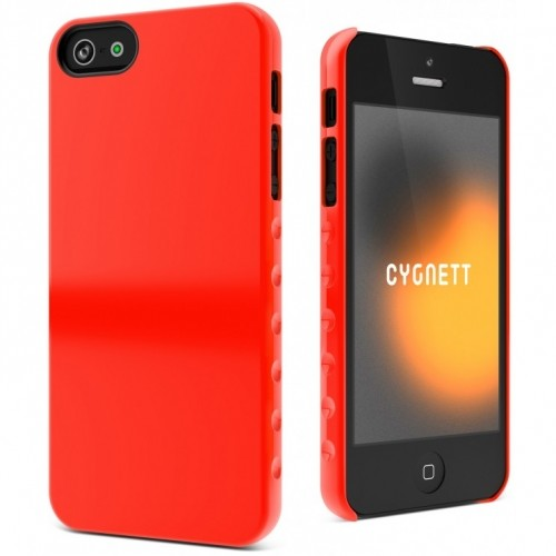 Cygnett Cygnett Aerogrip Feel Iphone 5/5s Case Tan