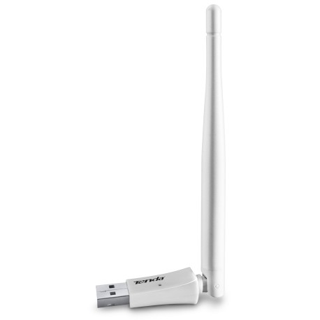 Tenda Placa Retea Usb  Wireless N 150mbps  Antena Externa (1 4.2dbi)  Tenda w311ma