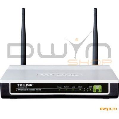Tp-link Acces Point Wireless 300mbps 2t2r Tp-link tl-wa801nd