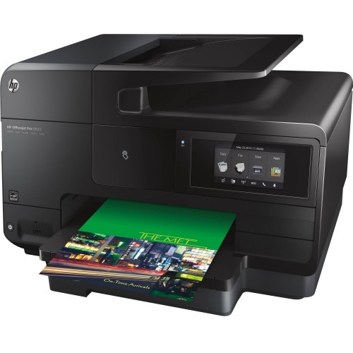 Hp Multifunctional Inkjet Color Hp Officejet Pro 8620 E-all-in-one  Dimensiune A4 (printare  Copiere  S