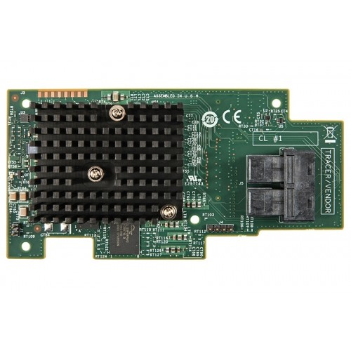Intel Intel Integrated Raid Module Rms3cc080  Single