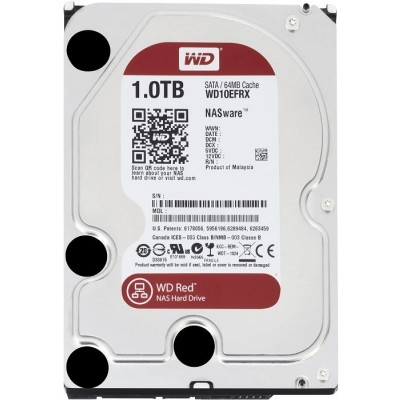 Western Digital Western Digital 1t Wd Red Serial Ata3  7200rpm  64mb