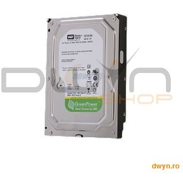 Western Digital 1tb Wd Av-gp  Serial Ata3  5400 Rpm  64mb  [wd10eurx]