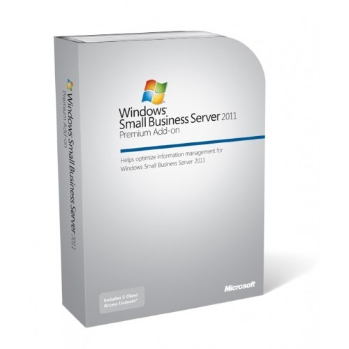 Microsoft Winsmllbussvrpremaddcalst 2011 64bit English 1pk Dsp Oei 1 Clt User Cal