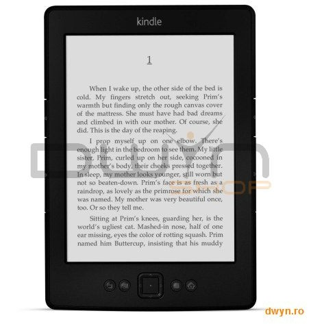 Amazon Amazon Noul Kindle Paperwhite Wi-fi