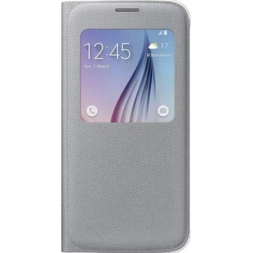 Samsung Samsung Galaxy S6 G920 S-view Cover (fabri