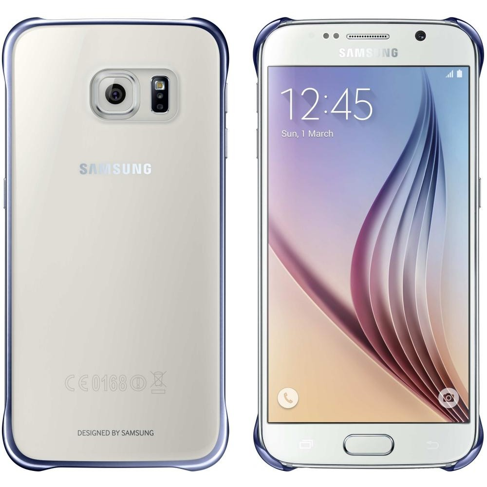 Samsung Galaxy S6 G920 Protective Cover (clear) Bl