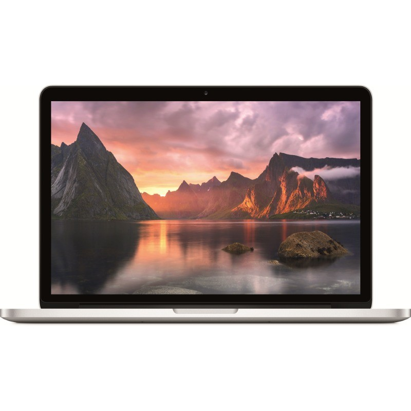 Apple Laptop Apple 13.3 Macbook Pro 13 With Retina Display  Broadwell I5 2.7ghz  8gb  128gb Ssd  Intel Iris Graphics  Mac Os X Yosemite