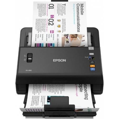 Epson Scanner Epson Workforce Ds-860