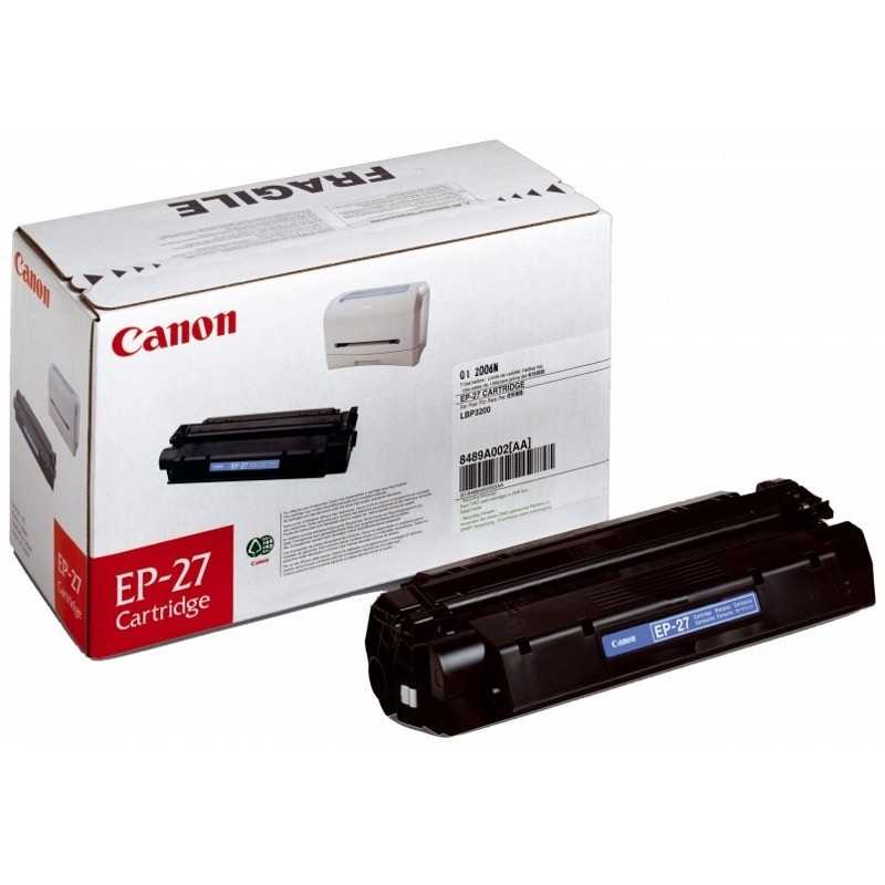 Canon Canon Ep-27 Black Toner Cartridge