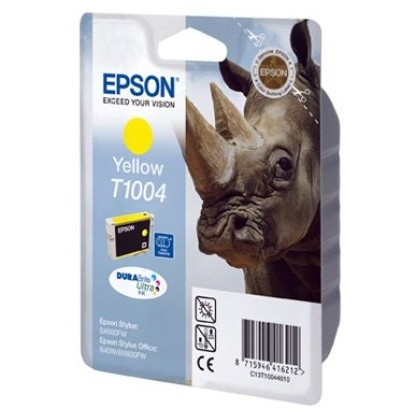 Epson Ink Cartr. Yellow Sx600fw