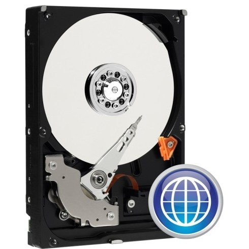 Western Digital Hard Disk Wd Blue 500gb Sata-iii 7200 Rpm 32mb