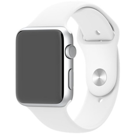 Apple Apple Watch Curea Sport Alba 42 Mm