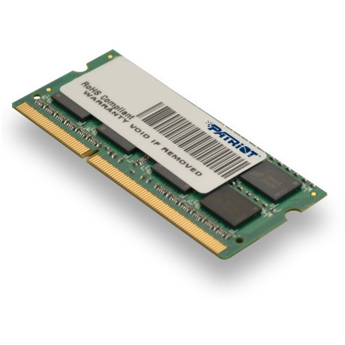 Patriot Memorie Notebook Patriot Signature 2gb Ddr3 1333mhz Cl9