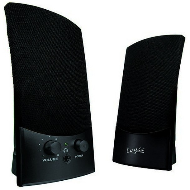 Logic Sistem Audio 2.0 Logic Ls-10 Black