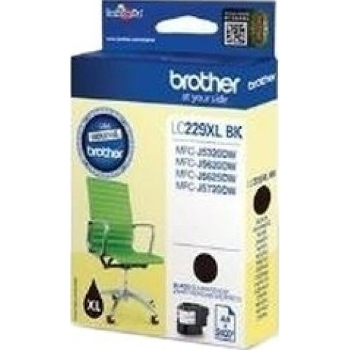 Brother Cartus Brother Lc-229xlbk 2400 Pag