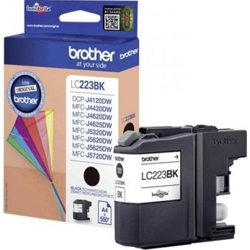 Brother Cartus Brother Lc-223bk 550 Pag