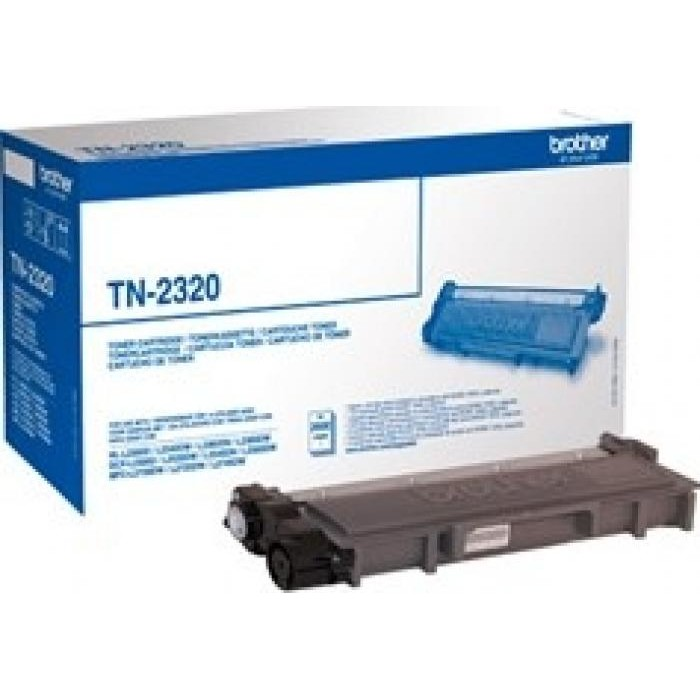 Brother Toner Brother Tn-2320 2600 Pag