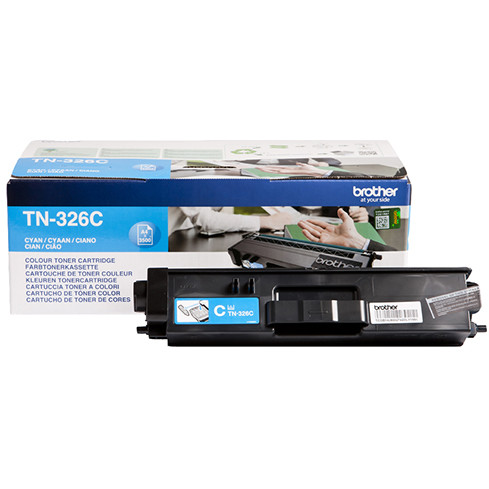 Brother Toner Brother Tn-326c Hl-l8350cdw 3500 Pag