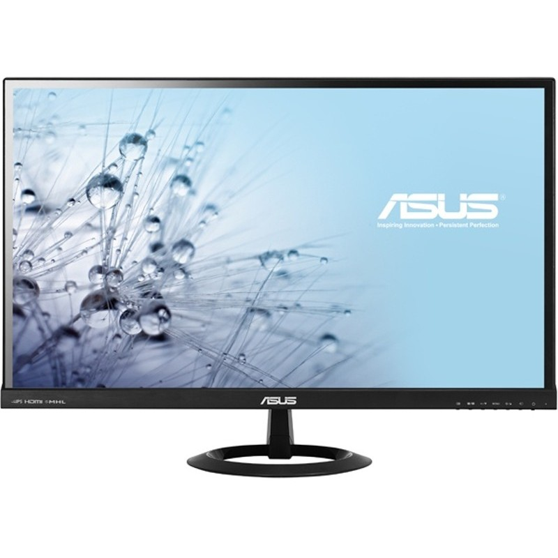 Asus Monitor Led Asus Vx279h 27 Inch 5ms Black