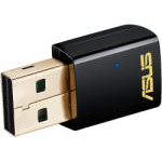 Asus Asus Ac600 Dual-band Usb Client Card  802.11a