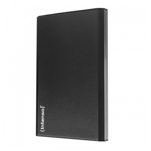 Intenso Hard Disc Extern Intenso 1tb Memoryhome Antracit  2 5  Usb 3.0