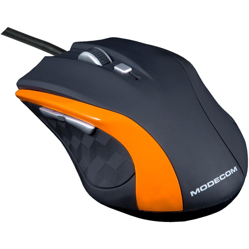Modecom Mouse De Notebook Modecom M5 Orange