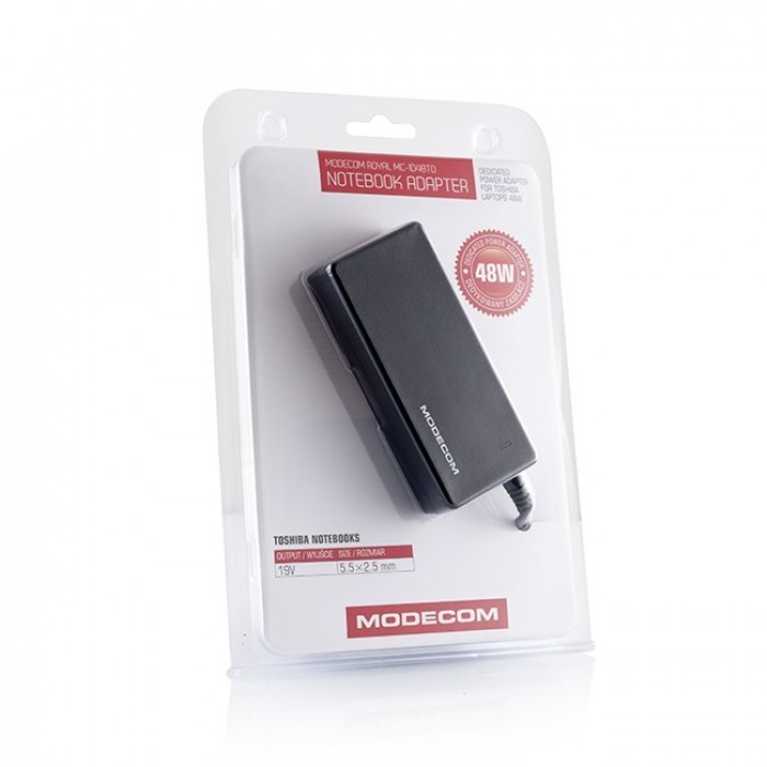 Modecom Adaptor C.a. Modecom Royal Dedicat Toshiba 48w Mc-1d48to