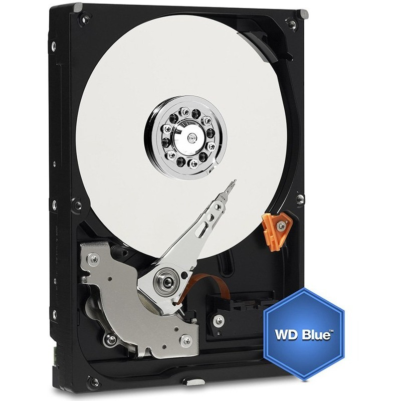Western Digital Hard Disk Wd Blue 500gb Sata-iii 5400 Rpm 64mb