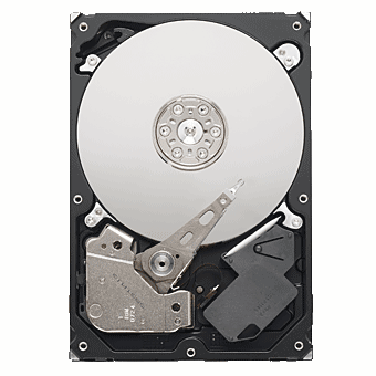 Seagate Hard Disk Seagate Video 3.5 Hdd 500gb 5900rpm 8mb Sata-ii