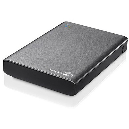 Seagate Hard Disk Extern Seagate Wireless Plus 500