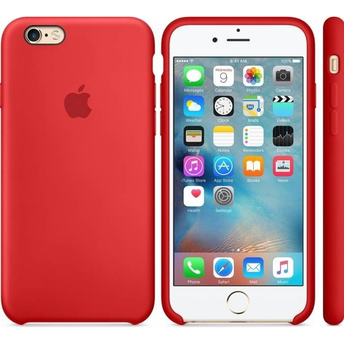 Apple Iphone 6s Husa Silicon Mky32zm/a