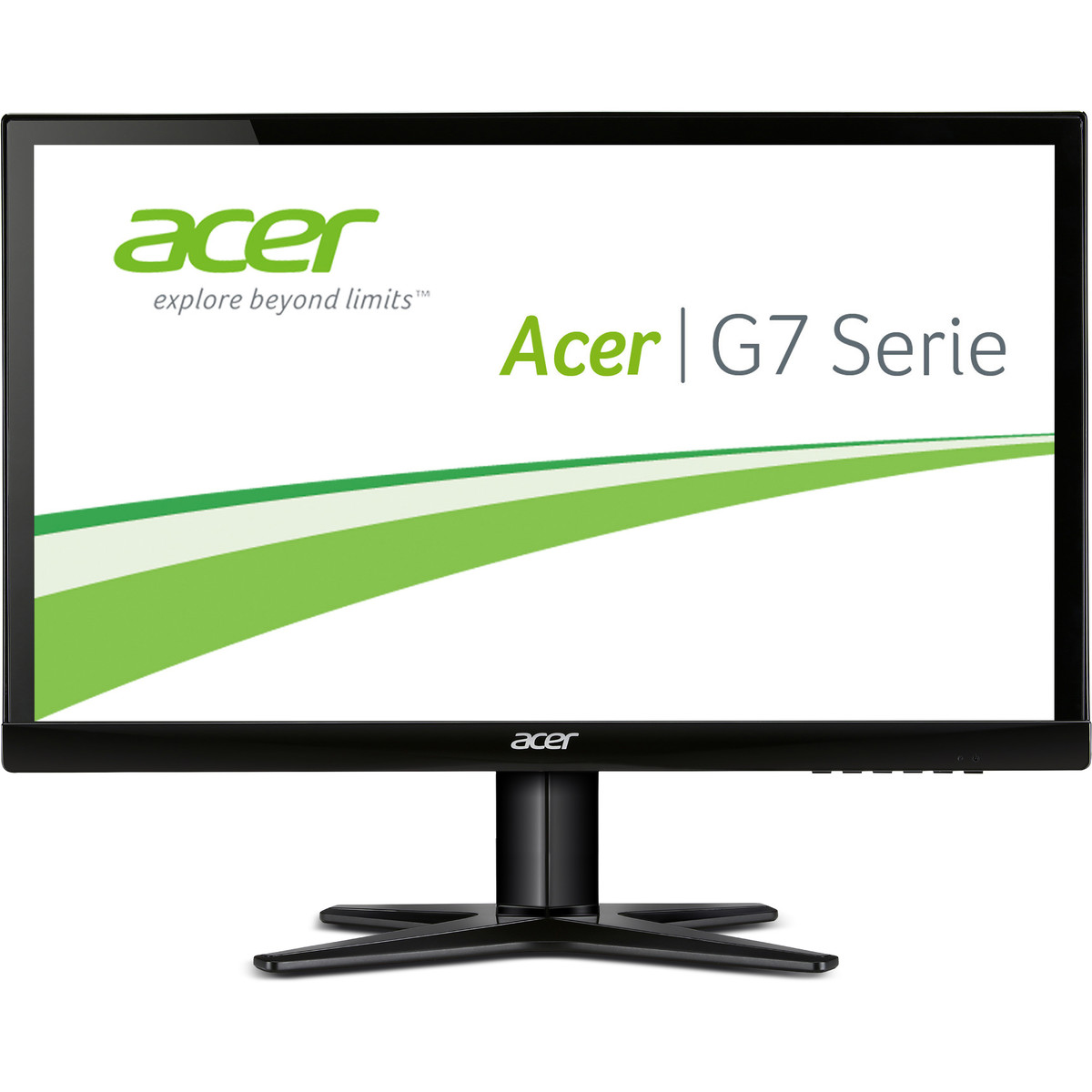 Acer Monitor Led Acer G227hqlabid 21.5 Inch 4ms Bl