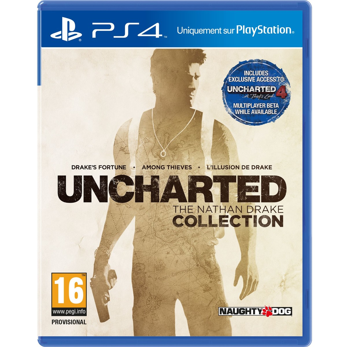 Sony Software Joc Uncharted The Nathan Drake Colle