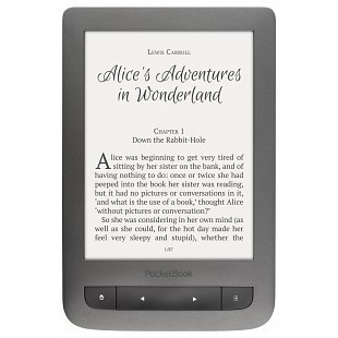 Pocketbook eBook Reader PocketBook Touch Lux 3 626, Grey
