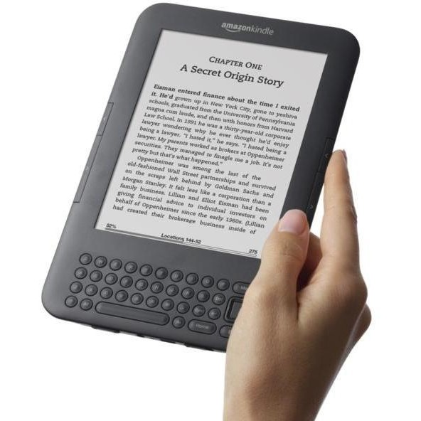 Amazon Ebook Reader Amazon Kindle 3 Keyboard (refurbished)