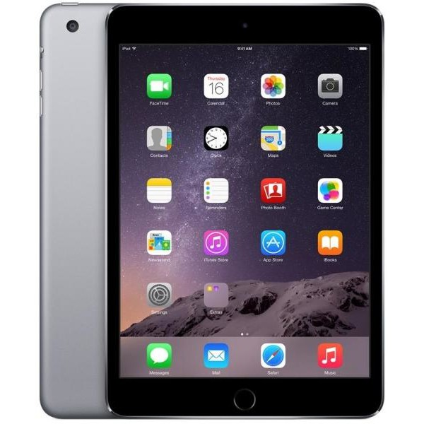 Apple Apple Ipad Pro 12.9 Wi-fi 128gb Space Gray