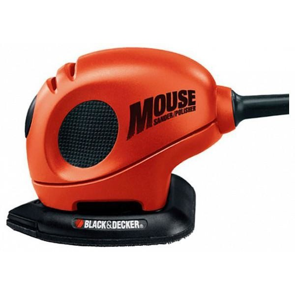 Blackanddecker Masina De Slefuit Black & Decker Ka161 Mouse