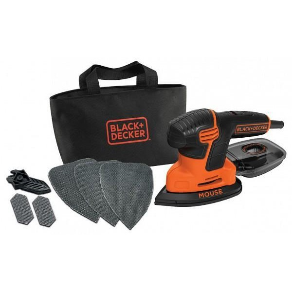 Blackanddecker Șlefuitor Multi Black & Decker Ka2000